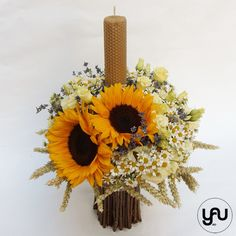 Baby Baptism, Baptism Dress, Christening, Floral Arrangements, Floral Design, Concept, Wreaths, Candles, Table Decorations