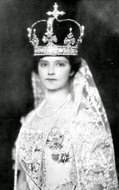zita bourbon parma | ... Zita of Austria, Queen of Hungary, née Princess of Bourbon-Parma