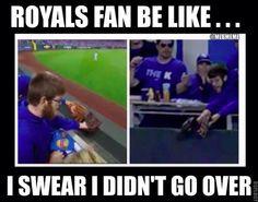 Toronto vs. Everybody. Game 6 of the ALCS. Toronto Blue Jays vs. Kansas City Royals. #ComeTogether  MLB. Baseball. 2015.