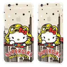 Hello Kitty case for iPhone 6 Plus! o(^_-)O