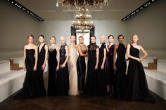 Twitter / RalphLauren: We celebrated our patron sponsorship of L'École des Beaux-Arts with a private runway presentation