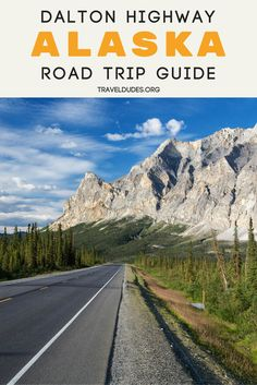 A complete guide to planning a road trip along the Dalton Highway in Alaska. Stretching far into the Arctic Circle, this US road trip route offers incredible arctic scenery and a chance to experience remote Alaskan wilderness. It's the ultimate trip for t Slow Travel, Travel Usa, Travel Tips, The Road, Usa Roadtrip, Dalton Highway, Reisen In Die Usa, Family Road Trips, Arctic Circle