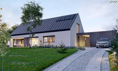 Poland - contemporary house