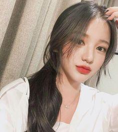 Elegant Style Hair Korean 2020 For Faishion Korean Hairstyle Long, Korean Hairstyles Women, Korean Haircut, Japanese Hairstyles, Asian Hairstyles, Ulzzang Hairstyle, Mode Ulzzang, Ulzzang Korean Girl, Girl Haircuts