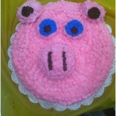 Pig cake:)