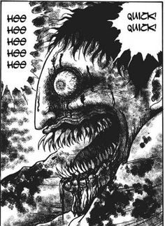 SECRET OF THE HAUNTED MANSION, by Junji Ito