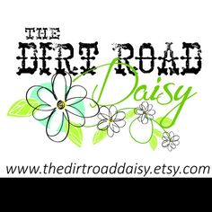 Really love what TheDirtRoadDaisy is doing on Etsy.