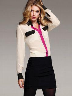 Miniskirt #VictoriasSecret http://www.victoriassecret.com/clothing/skirts/miniskirt?ProductID=76834=OLS?cm_mmc=pinterest-_-product-_-x-_-x