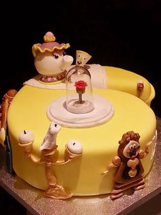 BandB cake