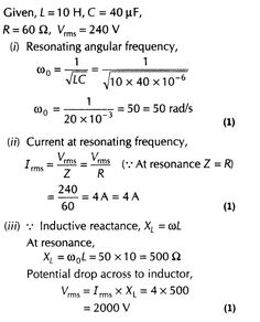 Alternating Current Important Questions for CBSE Class 12 Physics AC Currents Electronic Circuit Projects, Electronic Engineering, Electrical Engineering, Modern Physics, Physics And Mathematics, Electricity Physics, English Learning Books, School Science Projects, Science
