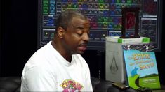 'Reading Rainbow' Host LeVar Burton Reads 'Go the Fuck to Sleep' During a Charity Telethon Held by Rooster Teeth