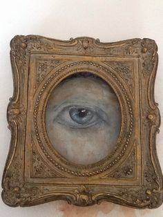 The year was 1786. King George IV had the artist Richard Cosway paint the eye of his secret lover, Maria Fitzherbert; only he and his inamorata knew... (at Ghostales)