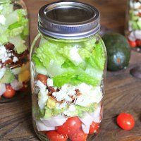 11 Portable, Adorable Mason Jar Recipes | FaveHealthyRecipes.com