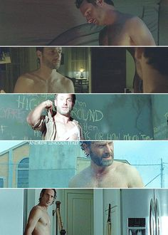Andrew Lincoln as Rick Grimes || The Walking Dead
