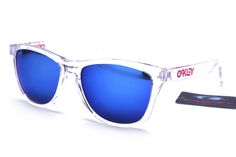 Oakley Frogskins Square Clear AUG