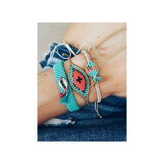 #ohsocutethings #handmade #jewelry #greekdesigners #fashion#fashionjewelry#fashionista#fashiongram #jewelrygram #photooftoday #love #cute #fashion #instadaily#accessories #wearthistoday #styles #ootd #boho #sea #sun #summer #summertime#beachvibes#instastyle#instaphoto#summervibes #evileye #fish #shell Handmade Accessories, Handmade Jewelry, Diy Shops, Macrame Jewelry, Turquoise Bracelet, Shells, Boho, Bracelets, Cute