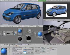 Descargar gratis Blender: Creación 3D para todo el mundo , libre de utilizar para cualquier propósito   Banana-Soft.com