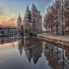 Haarlem - Amsterdamse poort