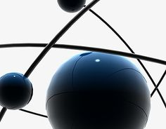 """Check out new work on my @Behance portfolio: """"Atom"""" http://be.net/gallery/35774643/Atom"""