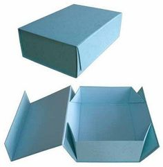 Cute Paper Bread Box with Handle