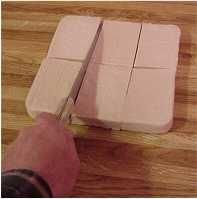 Link to LOTS of Soaping Recipes and a surprising method: How to Make / Making Soap in a Blender