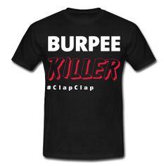 BURPEES sind beinahe in jedem Workout von Freeletics vorhanden. Diese Übung wird man beim 15 Wochenprogramm von Freeletics mit der Zeit  lieben lernen.  BURPEE killer #ClapClap  #NoExcuses