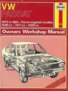 (238) VW Passat Petrol 1973-1981