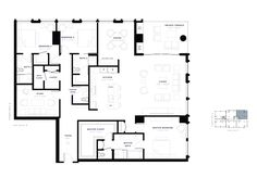 The Hawthorne has 360 expansive views, smart home technology and five star services with the finest features and finishes. Smart Home Technology, Apartment Plans, Penthouses, Case, Apartments, House Ideas, Floor Plans, Flooring, How To Plan