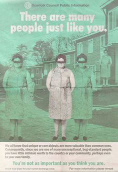 Hilarious Posters Illustrate Weirdness of Life in Fictive Town of Scarfolk – Earthly Mission Retro Ads, Vintage Ads, Vintage Girls, Vintage Advertisements, Public Information, Night Vale, Photo Caption, Twisted Humor, New Wave