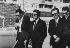 Style et allure for mens Reservoir Dogs (1992)