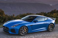 Jaguar F-Type SVR Coupé 2016
