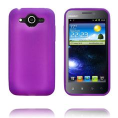 Soft Shell (Lilla) Huawei Honor Deksel