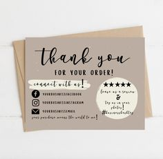 Printable Thank You Cards, Thank You Card Template, Card Templates, Cute Thank You Cards, Thank You Ideas, Thank You Card Sample, Thank You Stickers, Thank You Tags, Business Thank You Notes