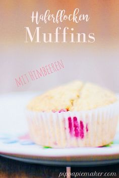 Die Muffins sind mit