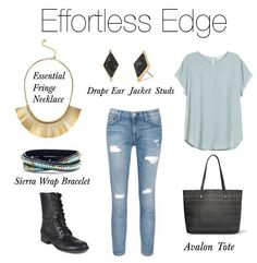 Sassy meets Classy with the Stella & Dot Essential Fringe necklace! #stelladotstyle
