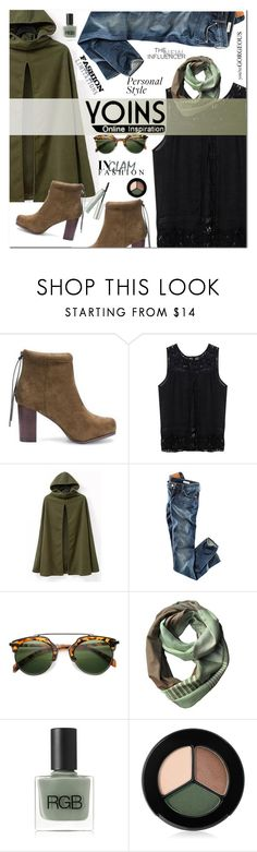 """""""Yoins 24-http://yoins.me/1PrM4be"""" by angel-a-m ❤ liked on Polyvore featuring H&M, Lieke Van Opstal, RGB Cosmetics, Smashbox, Origins, women's clothing, women, female, woman and misses"""