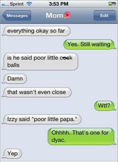 Dump A Day Funny Texts From Parents - 55 Pics