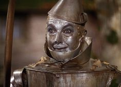 The Wizard of Oz (1939) ~ Remember the Tin Man~