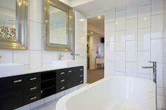 Design Build Homes - Bathroom Ideas Corner Bathtub, Building Design, Decks, Bathroom Ideas, Homes, Houses, Front Porches, Deck, Home