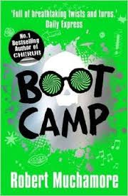 Boot camp (Rock wars II) has just been released, read it today! For more on author Robert Muchamore and upcoming titles, check out his website.