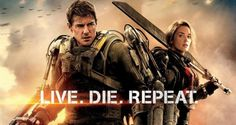 Tom Cruise and Emily Blunt are returning for Edge of Tomorrow a. Live Die Repeat and Repeat, but director Doug Liman is teasing a new character being thrown into the mix. Edge Of Tomorrow, Tomorrow Tomorrow, Tom Cruise, Karl Urban, Emily Blunt, Vin Diesel, Hollywood Studios, Leonardo Dicaprio, Brad Pitt