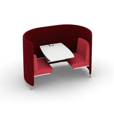 The perfect pair's workstation - POD Duo. http://www.agati.com/pod-duo-workstation/