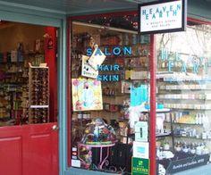 Helena - Heaven and Earth Beauty Store and Salon - St. Main Street, Street View, Beauty Nail Salon, Beauty Supply Store, St Helena, Candy Shop, Napa Valley, Heaven On Earth, Salons