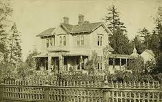 Emily Carr's home