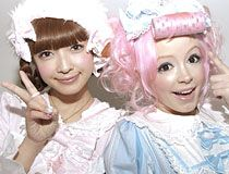 Lolita Girls #Japan #Harajuku
