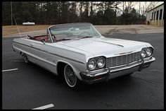 1964 Chevrolet Impala SS Convertible for sale by Mecum Auction