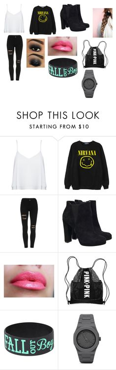 """""""Untitled #427"""" by dancelover10 on Polyvore featuring Alice + Olivia, Chicnova Fashion and CC"""