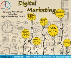 generate more traffic with our digital marketing team.