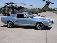 Dream Car. 1967 Mustang Shelby GT500