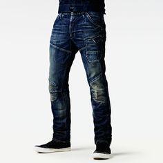 Skiff 5620 3d tapered-Men-Jeans-G-Star